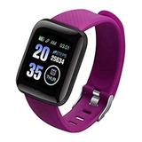 Reloj Inteligente Smartwatch D13  Monitor Cardíaco