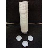 Capacillos Blancos 10cm (1000 Unidades)