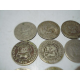 Moneda Venezolana Puya 5 Centimos Año 1936(combo 15pzas)