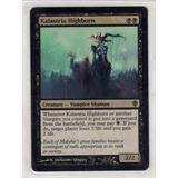 Cartas Magic The Gathering  Kalastria Highborn