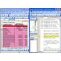Profit Plus (implantación), Visual Foxpro, Excel (macros)