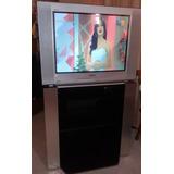 Tv Televisor Triniton Sony + Control Remoto Obsequio Mesa