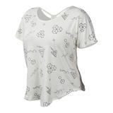 Franela De Yoga T-shirt Deportiva Gym Para Damas Rs