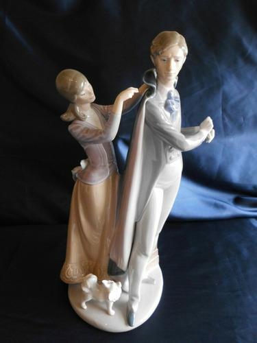 64010a624 Porcelana Lladró: Presto A Salir. Una Belleza. 39 Cm