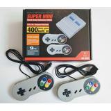 Nintendo Retro Clásico 400 Juegos Incorporados