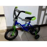 Bicicleta Niños Pequeños Rin 12 Contrapedal