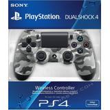 Control Ps4 Original Gris Con Negro Sony Dualshock 4 Nuevo