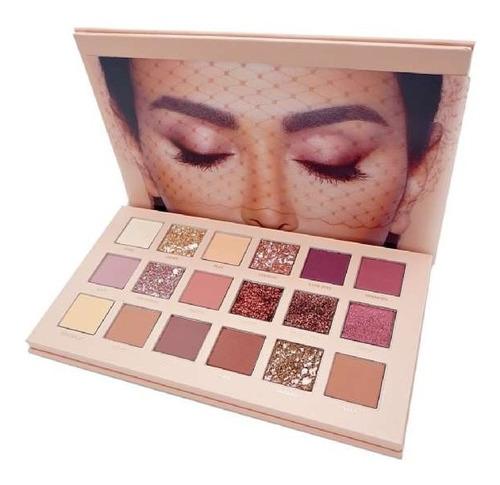 Sombra De Ojos Huda Beauty New Nude $190 huORV - Precio D