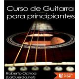 Curso Guitarra Clásica Acústica Para Principiante