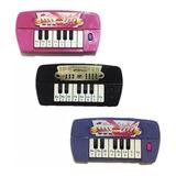 Set 3 Mini Pianos Musicales Juguete Niñas Niños Bebe Regalo
