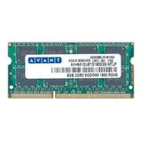 Memoria 8gb Ddr3 1600 Mhz Kingston Avant Bajo Voltaje 1.35v