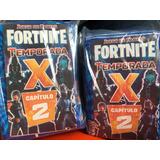Cartas Cromos Coleccionables Juegos Fortnite Capítulo 2