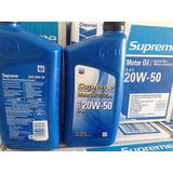 Aceite Mineral Chevron 20w-50 Api Sn