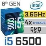Procesador I5 6500 Socket 1151 De 6ta Generacion Skylake 140