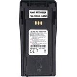 Pila Batería Motorola Ep450 Nntn4496 4851 Cp380 Pr400 Gp3138