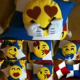 Cojines Emojis / Peluches Emoticones Whatsapp Y Mucho Mas