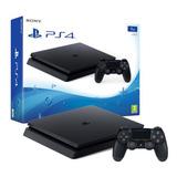 Playstation 4 Slim 1 Tb (310) Sellado + Garantía