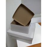 Cajas Para Tortas 30x30 Y 20x20