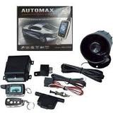 Alarma Automax Am-100/ Tx-36/tx-39 Digital con Sirena