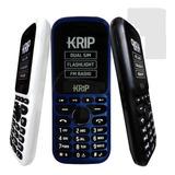 Teléfonos Básicos Krip K1, 2g, 3g, 4g**, Dualsim Liberados!!