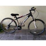 Bicicleta Montañera Merida 26  Tfs300 Xc800 Shimano 240verd