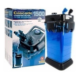 Filtro Penn Plax Cascade Canister 1500, Hasta 200 Gal