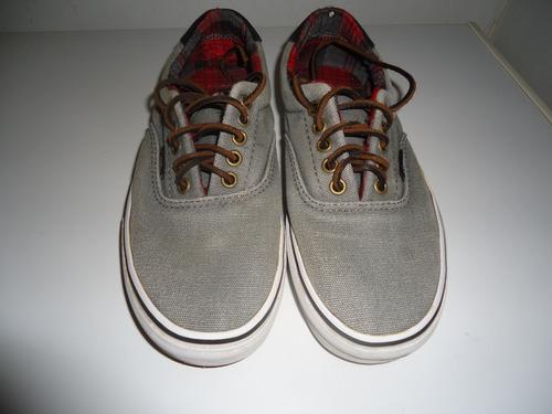 0cf286b010d84 Zapato Unisex Marca Vans Talla 7