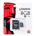 Micro Sd 8gb Kingston Selladas Originales