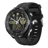 Reloj Inteligente Caballeros Marca Zeblaze, Bluetooth