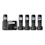 Telefono Inalambrico Panasonic 4 Auxiliares Expandible A 6