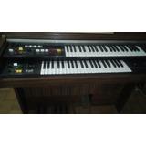 Organo Yamaha Bk 5c En Excelente Estado. Funciona Todo