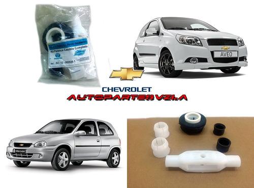 Kit De Palanca Chevrolet Corsa Aveo Cielo Completo