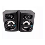Cornetas Pc Laptop Celular Gamer Speaker 2.0 Ft108