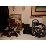Consola Xbox 360 Gears Of War Con Todos Sus Accesorios