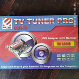 Capturadora De Video Tv Tuner Encore Tv Radio Fm (20v)