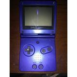 Gameboy Advance Sp Blue