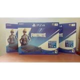 Playstation 4 Slim 1 Tb (310) Sellado + Garantía + Fornite