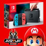 Nintendo Switch Nuevo Sellado Original Tienda Fisica Chacao