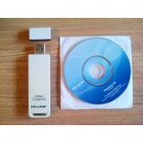 Adaptador Inalámbrico Usb Wifi N 150mbps Tp-link Tl-wn721n