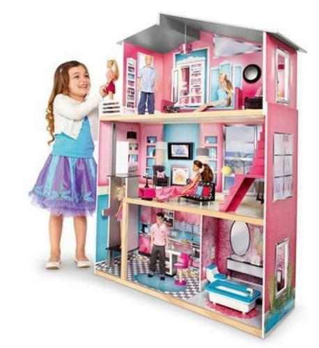 Casa de mu eca imaginarium de madera bs w9ybx - Casa de munecas imaginarium segunda mano ...