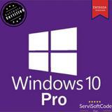 Microsoft Windows 10 Pro Oem Key 32/64-bit Oemlifetime/cert.