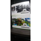 Xbox One S 1tb Minecraft Y Gears 5