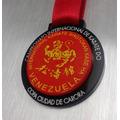 Medallas Acrilicas A Color D 8mm Grosor Premiaciones De Lujo