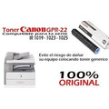 Toner Canon Original, Gpr-22, Para Ir 1019, Ir 1022, Ir 1023