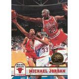 Yg Michael Jordan 92-93 Nba Hoops 5to Año  #28