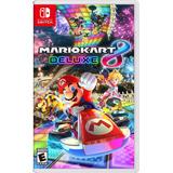 Juegos Digitales Nintendo Switch!! Mario Kart 8 Deluxe!!!