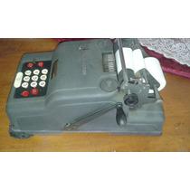 Calculadora Remington Rand. Clasica Año 1930, Vintage Total.