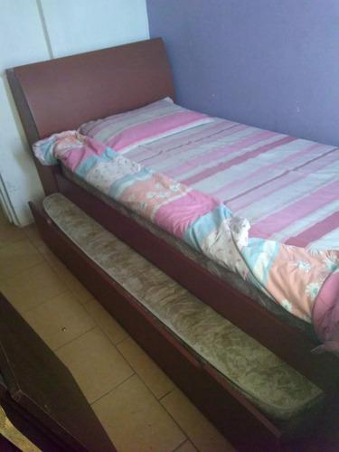 Juego De Dormitorio Individual Doble
