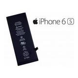 Batería iPhone 6s Pila Apple Garantia  Nueva Instalamos