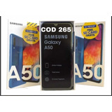 Samsung Galaxy A50 64/4gb +forro+vidrio+popsocket -280-